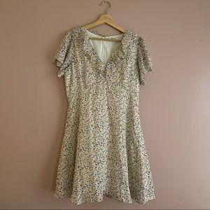 Madewell Silk Summer Dress